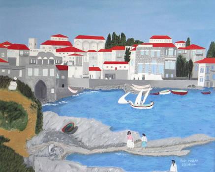Lebanese Scenery