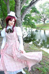Pink Esther Cosplay