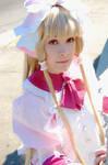 Chii Cosplay Closeup - Pink