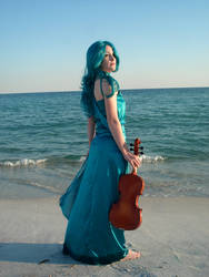 Escape to the Sea by MelfinaCosplay