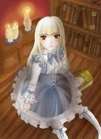 Alice by MelfinaCosplay