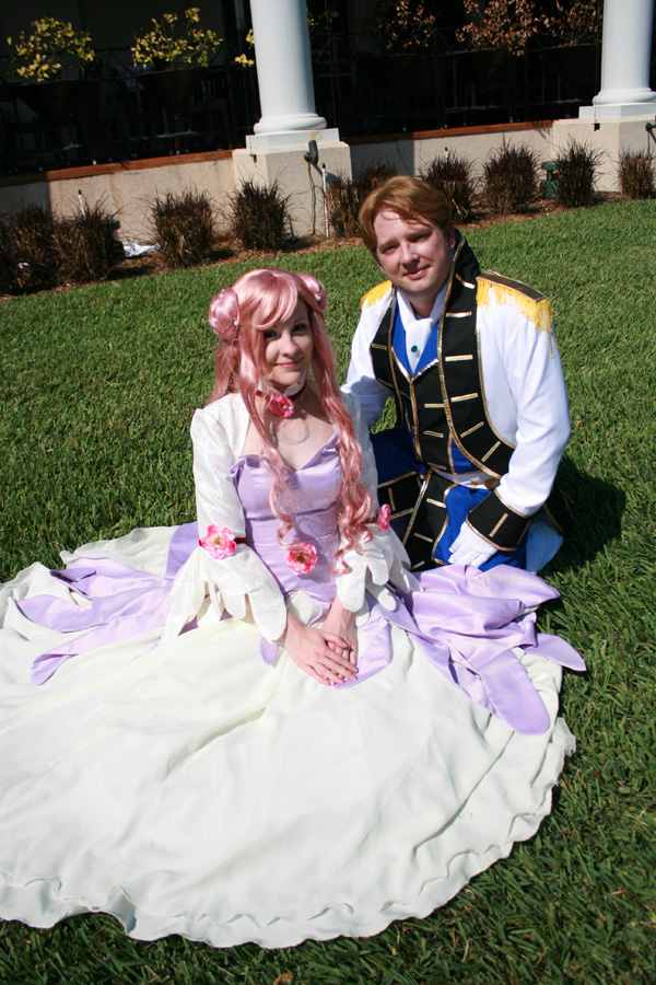 The Royals by MelfinaCosplay