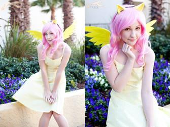My Little Pony: Fluttershy by MelfinaCosplay