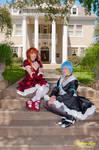 EGL Rei and Asuka