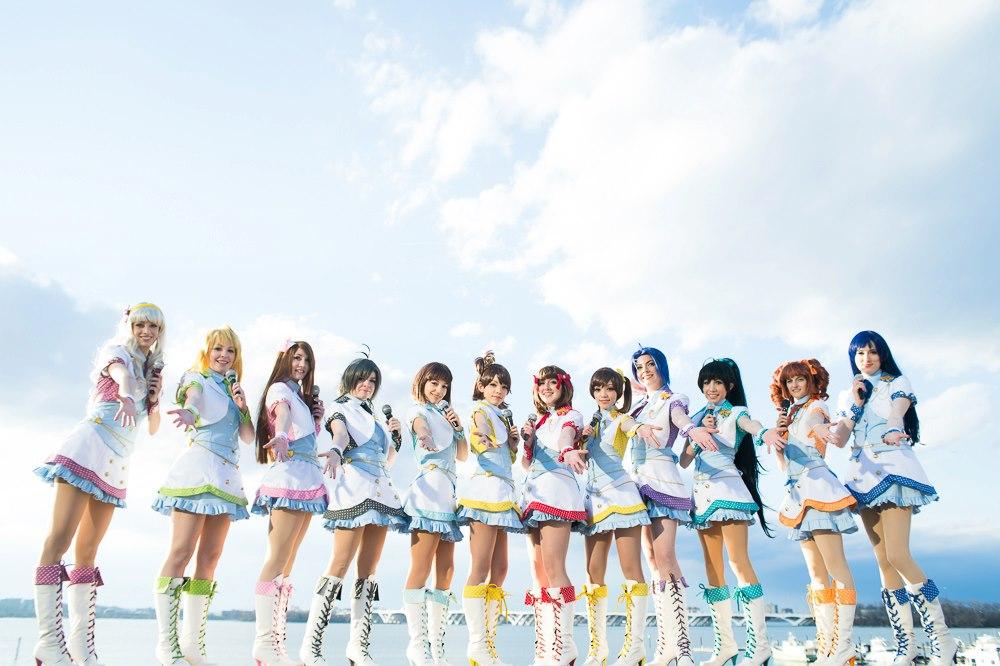 Shiny Festa: Music by MelfinaCosplay