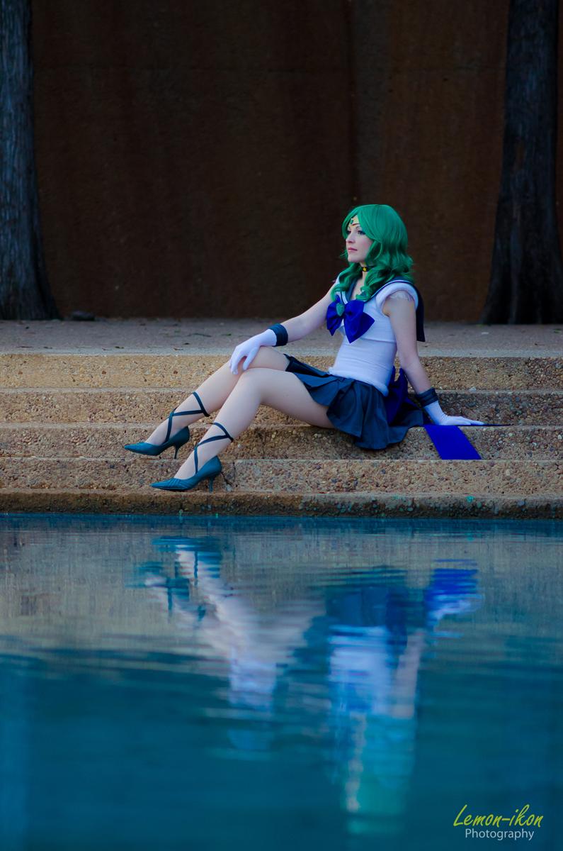 Super Sailor Neptune II by MelfinaCosplay