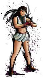 Sakura - Street Fighter IV by mynando