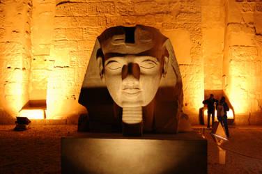 Luxor Temple 4 by mynando