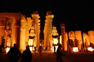 Luxor Temple 5 by mynando