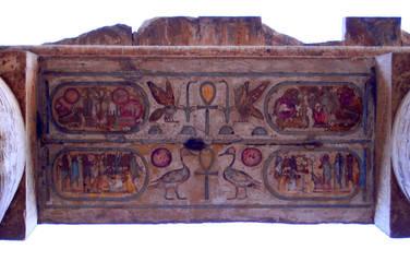 Karnak Temple 4 Hieroglyphics by mynando