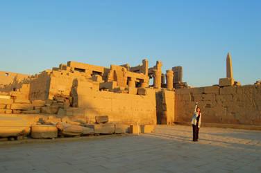 Karnak Temple 7 by mynando
