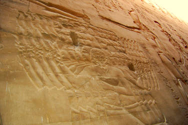 Egyptian Hieroglyphics 1 by mynando