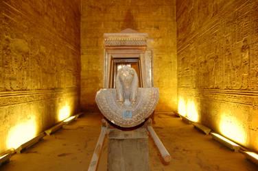 Egytian Thingamabob by mynando