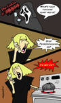 The GaGa at Terrorphone