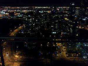 Mississauga at Night