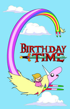 Birthday Time (Adventure Time)