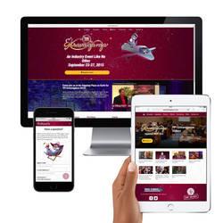 Responsive Website by mynando