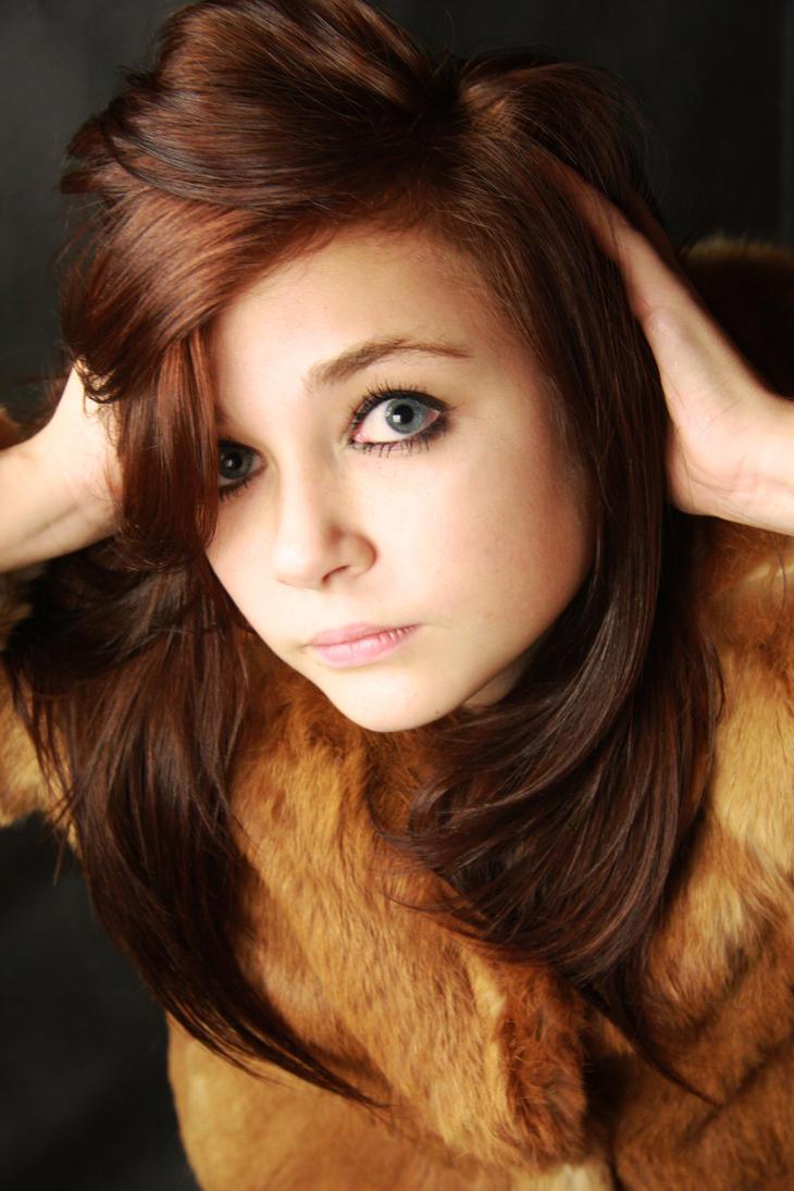 Autumn Auburn Hair by goldlionlight on DeviantArt