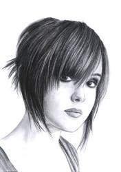 Ellen Page by vivsters