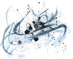 ink splatter 2