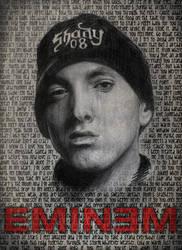 Eminem by vivsters