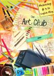 Art Club Poster