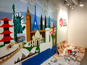 Mural Painting (WIP)