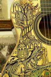 LOTR Guitar 2