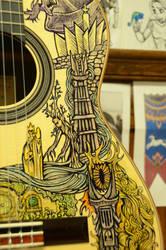LOTR Guitar 3