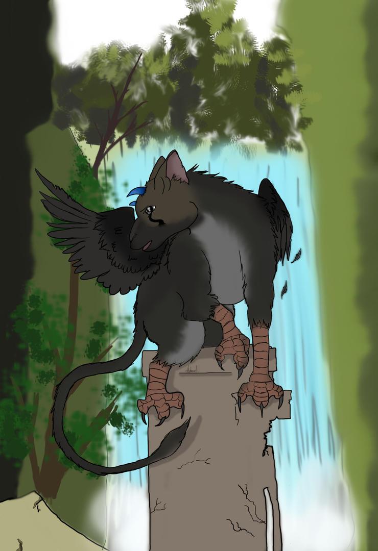 Trico by wolf-karpova