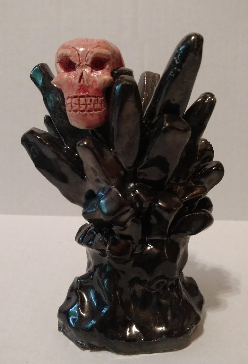 Death's Crystal by wolf-karpova