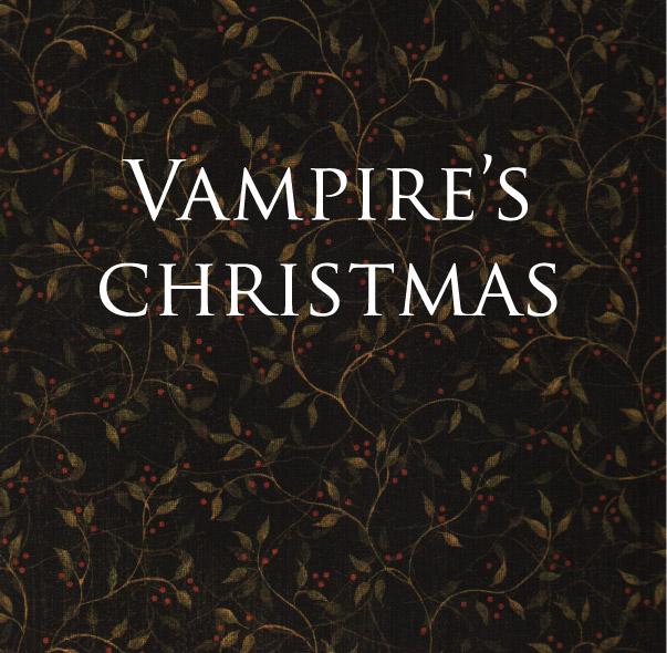 Vampire's Christmas by Caelan-Chee