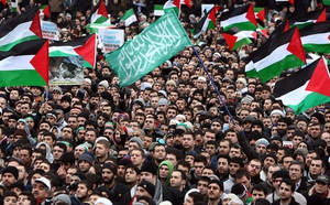 Turkey:Gaza Protest Istanbul07 by IslamicShots