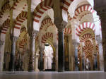 The Mosque of Cordob - Spain