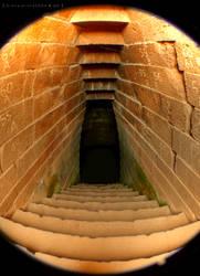 Inside the Holywell