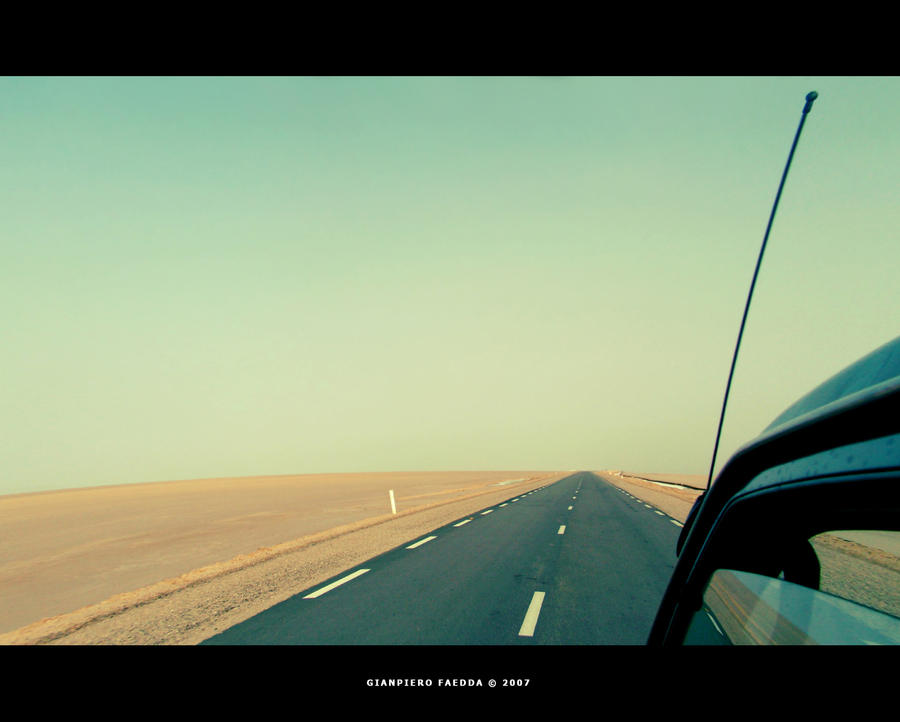 Endless Road by gianf