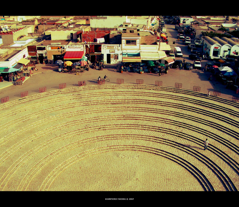 Semicircle by gianf