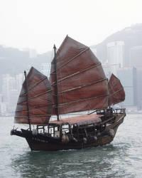 Hong Kong by Lazy-Photon