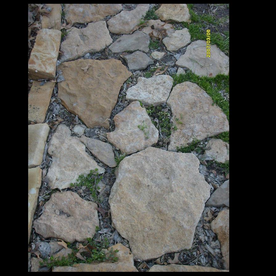 Paintings Of Cobblestone Paths : Stone path by katsumisenju on deviantart