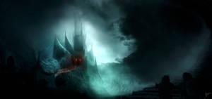 Minas Morgul Speed Paint