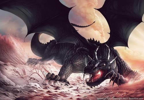 Spawn Of Fury