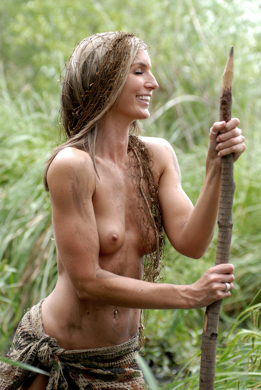 Message, matchless))), Amazon warrior nude think