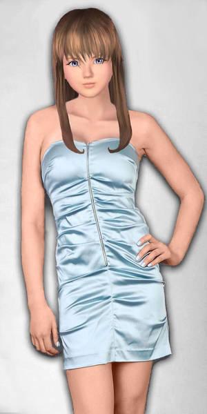DOA: Hitomi Prom Dress