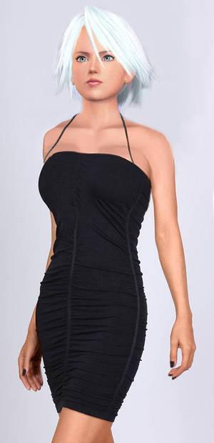 DOA: Christie Prom Dress