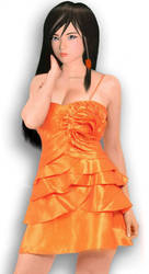 DOA: Kokoro Prom Dress