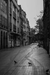 Toulouse vide by PendezMignonne