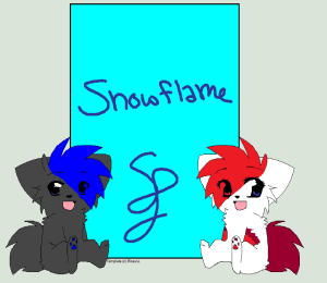 Snowflame132's Profile Picture