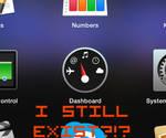 I still exist.