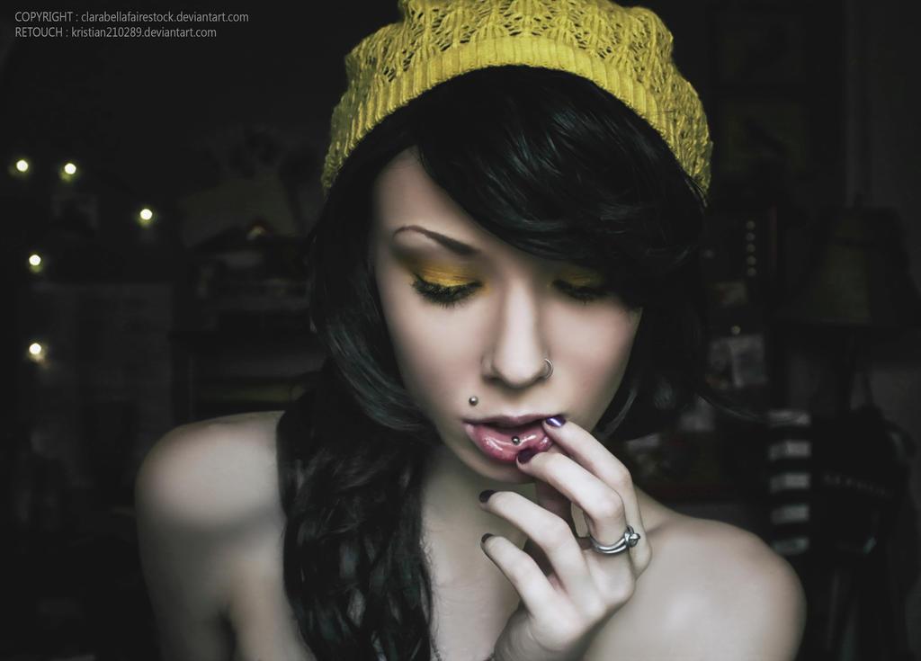 YELLOW HAT ?