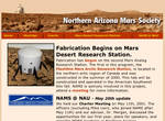 Northern Arizona Mars Society by ziemkowski